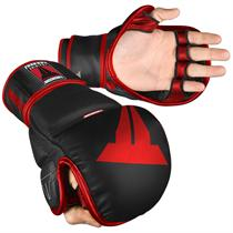 MMA Elite Open-Thumb Spar Gloves